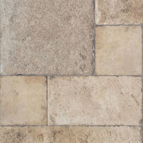 cobblestone tile flooring upc 645984000051 laminate tile stone flooring innovations flooring tuscan stone sand 8 mm
