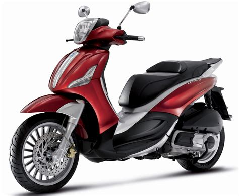 Water Scooter Fuel Consumption by Electric Water Cooling For New Piaggio B Visordown