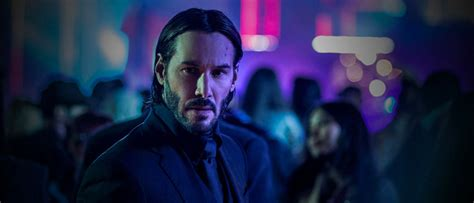 First John Wick Chapter 3 Photo Fires Up The Neon