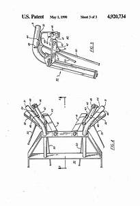 Patent Us4920734 - Drive Control For Walk-behind Mower With Hydrostatic Transmission
