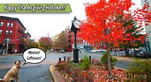 Happy Thanksgiving 2014 Hoboken New Jersey from Hoboken411