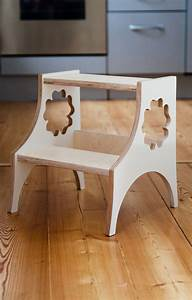 Wood Step Stool With Handle Plans - WoodWorking Projects