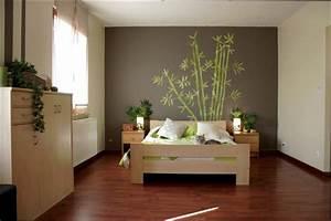 Peinture Chambre Adulte 2 Couleurs : delightful peinture chambre adulte taupe 2 chambre deco ~ Zukunftsfamilie.com Idées de Décoration