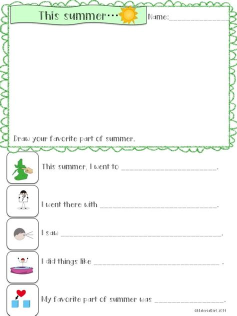 back to school worksheets for autistic students number