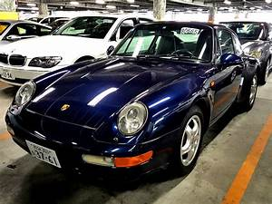 Jv Auto : porsche 911 carrera 993 smile jv japan car auction youtube ~ Gottalentnigeria.com Avis de Voitures
