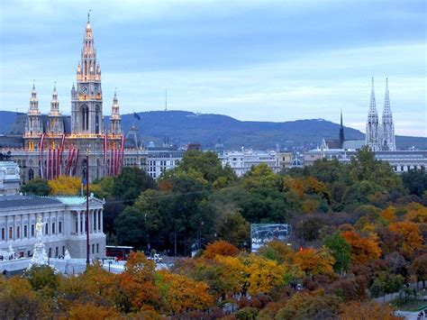 Vienna | The Beautiful City Of Austria | World