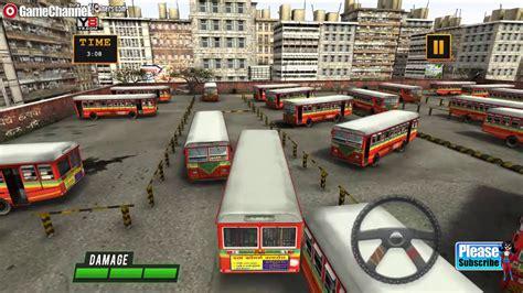 Best Bus 3d Parking  3d Parking Game Simulation Browser