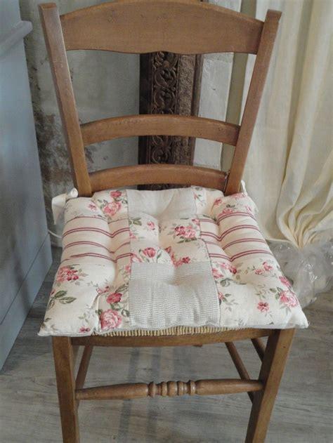 galettes de chaises d houssables galette de chaise d 39 antan