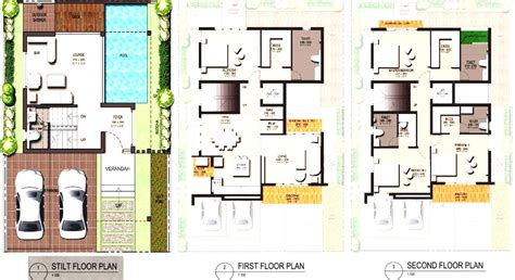 contemporary house designs and floor plans modern small house floor plan
