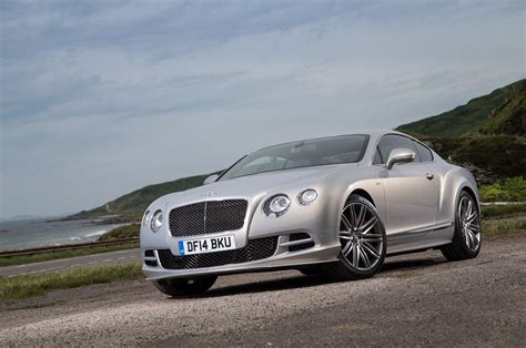 2018 Bentley Continental Gt Speed Coupe Front Three