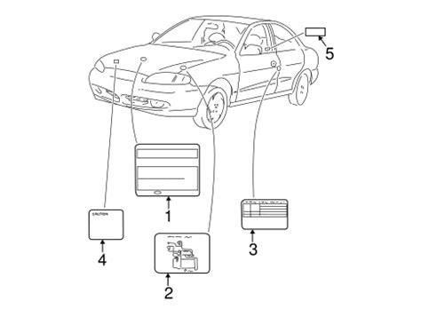 2002 Hyundai Elantra Parts by Labels For 2002 Hyundai Elantra