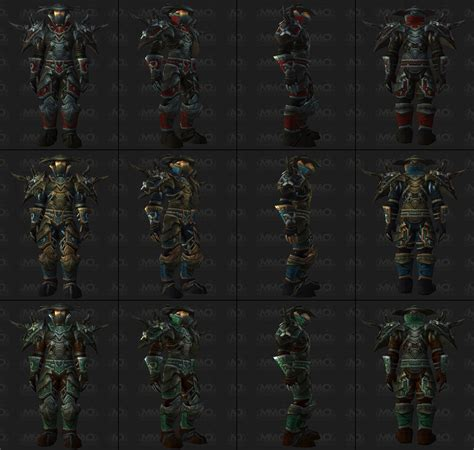 wow pvp gear rogue armor s13 hd quartermaster orgrimmar patch legacy hola mahi mmo champion sergeant software male weapon brave