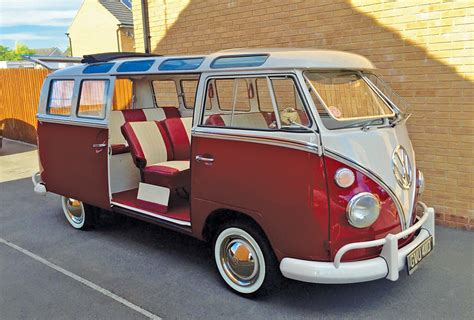 1966 Volkswagen Type 2 21-window Samba Bus