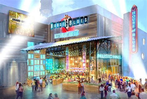 house of blues to open at anaheim gardenwalk in march