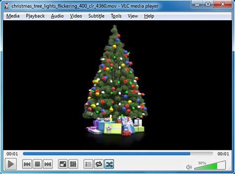 animated christmas tree graphics  powerpoint