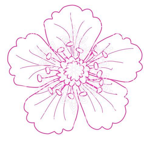 design a flower magenta snowflake designs flower easel card thursday digi st blog project for lc designs