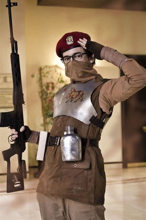 Ten Of Spades Ncr Fallout New Vegas Cosplay By