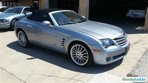 2008 Chrysler Crossfire For Sale by Chrysler Crossfire Automatic 2008 For Sale Manilacarlist