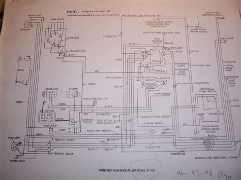 Plymouth Wiring Diagram Electrical