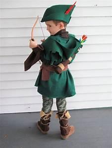 Robin Hood Kostüm Selber Machen : diy handmade kids robin hood and friar tuck halloween costumes robin hood kost m kinder ~ Frokenaadalensverden.com Haus und Dekorationen