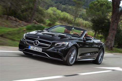 mercedes amg s 63 cabriolet 2016 review pictures auto