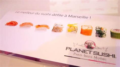 planet sushi marseille vieux port 28 images planet sushi 224 marseille paperblog travels