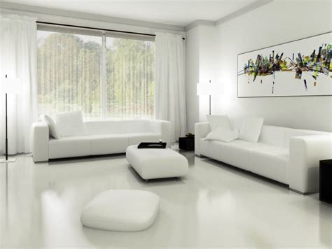 minimalist white living room budget 2019 ideas