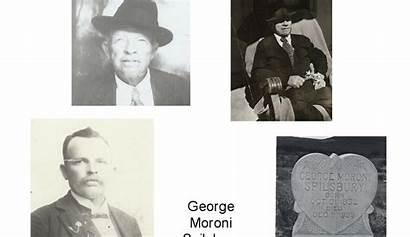 Moroni Spilsbury George Harris History