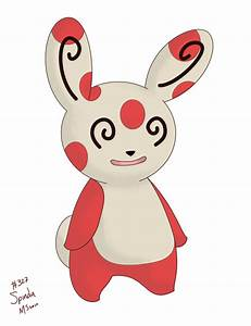 Pokemon Spinda Evolution Images | Pokemon Images