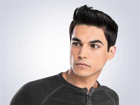 mens short clipper cut spiked front haircut short
