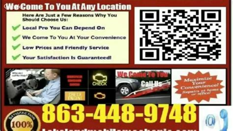 mobile auto mechanic clermont pre purchase foreign car