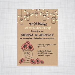 25 best ideas about casual wedding invitations on With funny country wedding invitations
