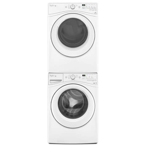 whirlpool duet washer wfw81hedw whirlpool duet 174 4 2 cu ft high efficiency front load washer white airport home