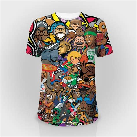 clothing prints design sublimation t shirts