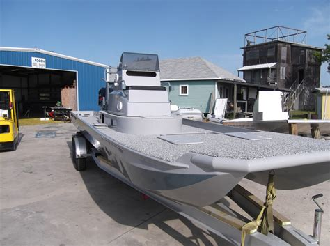 Custom Aluminum Boats In Texas by Lagoon Trailers 80 Conejo Port O Connor Texas Port O