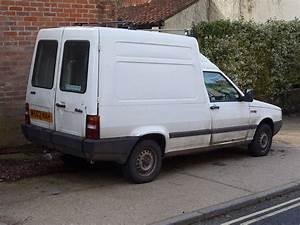 2000 Fiat Fiorino Van  1 7 Diesel