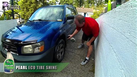 Pearl Waterless Car Wash + Eco Tire Shine & Universal
