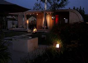 Gartengestaltung Mit Licht : gartengestaltung mit licht exclusiver garten mit gartenzimmer gartensauna gartenhaus ~ Sanjose-hotels-ca.com Haus und Dekorationen