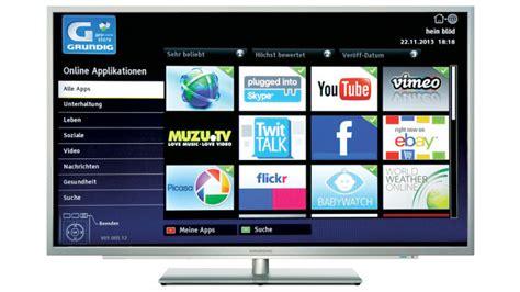 test flachbildfernseher grundig  vle  audio video