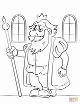 Coloring King Pages Cartoon Nebuchadnezzar Royal Colouring Sheets Printable Colorings Drawing Humbled Dot sketch template