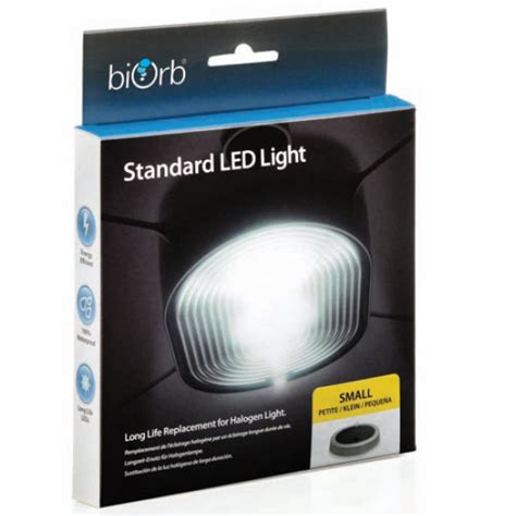 baby biorb standard led light l5100acc biorb fish tanks