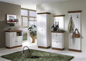 Garderobe Holz Weiß : garderoben ~ Frokenaadalensverden.com Haus und Dekorationen