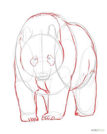 Einfache Möglichkeiten, Um Einen Bären Zu Ziehen Kunst