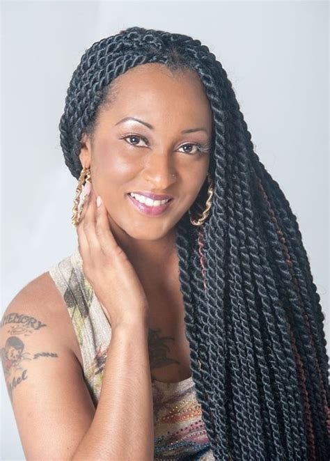 Senegal Twist Hairstyles by 78 Of The Best Senegalese Twist Hairstyle Ideas