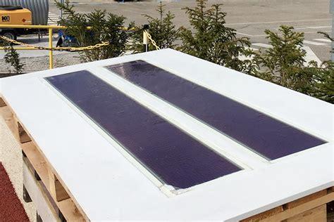Energieerzeugende Betonfassade by Bau Innovationen Einzigartige Energieerzeugende Betonfassade