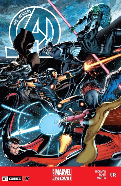 New avengers vol 3 #18 by Comicrsten Español - Issuu