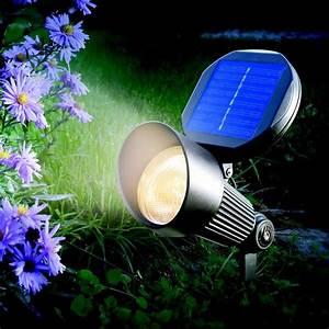 Spot Solaire Extérieur : spot solaire mural ou piquer blanc chaud solairepratique ~ Melissatoandfro.com Idées de Décoration
