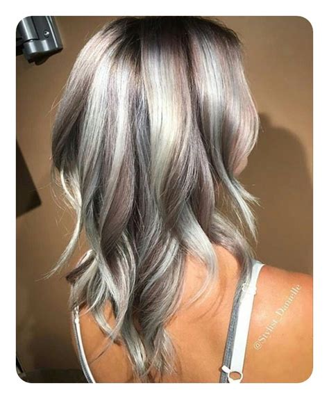 Colors That Go With Hair by 104 And Grey Hairstyles 2019 Style Easily