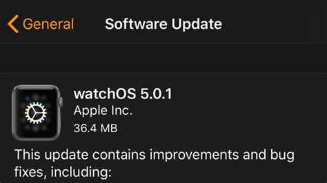 apple lanza watchos 5 0 1 mobility