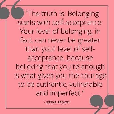 inspirational quotes  brene brown happily imperfect